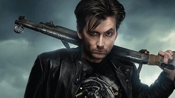 When it Comes to Peter Vincent, I'll take David Tennant