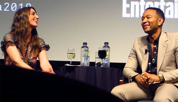 John Legend Talks Kanye, Luna, and Cowboy Boots