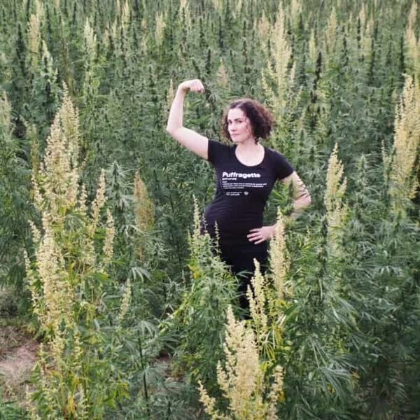 Parity and Puffragettes - Inside Windy Borman's Mary Janes: The Women of Weed