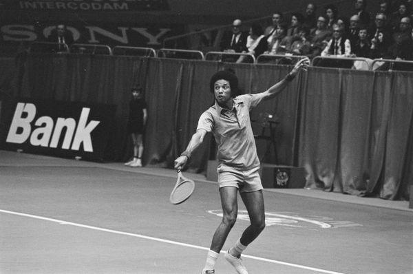 A Champion's Temperament: My Memories of Arthur Ashe