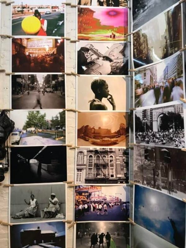 Alex Harsley and the 4th Street Photo Gallery: Living        Documents