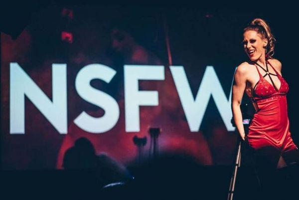 Sounding Sexy at NS-FW's ASMRErotica