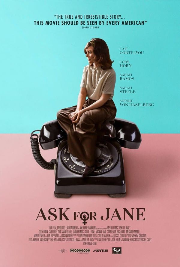 Ask for Jane: The Historical Drama That is Needed Now