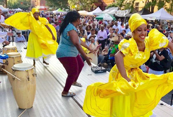 Retrospective: A Summer Day in Harlem