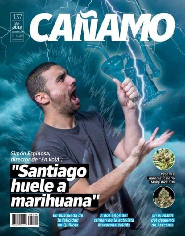 A CANNAVERSATION WITH EN VOLÁ Featuring Simon Espinosa