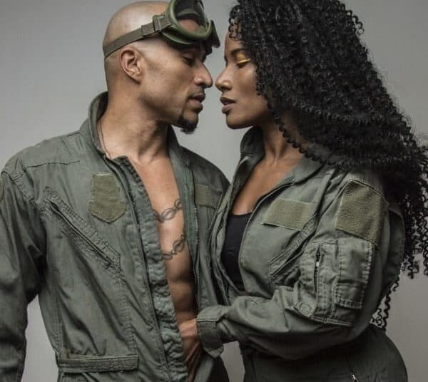 Porn and Politics with King Noire and Jet Setting Jasmine:On Being Black and Polyamorous
