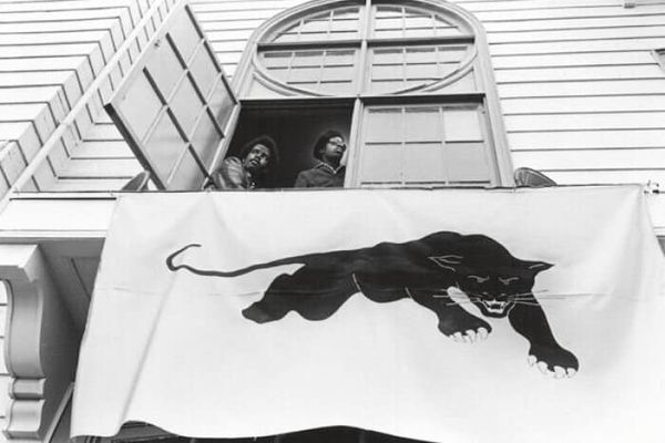 Walking With a Panther: Reflections on the Black Panther Party for Self-defense