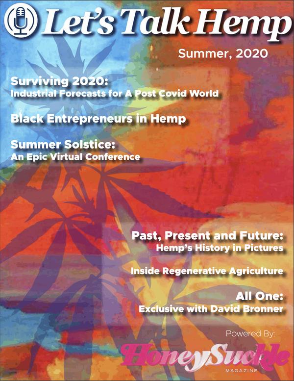 Let's Talk Hemp Digital Magazine: Summer Solstice Edition