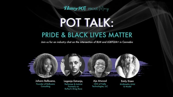 Pot Talk: Pride and Black Lives Matter