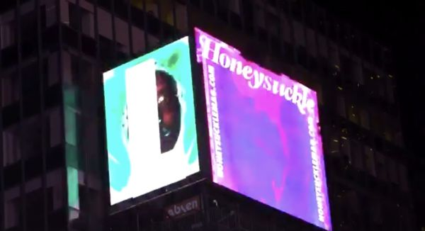 Honeysuckle's Big time Square Takeover