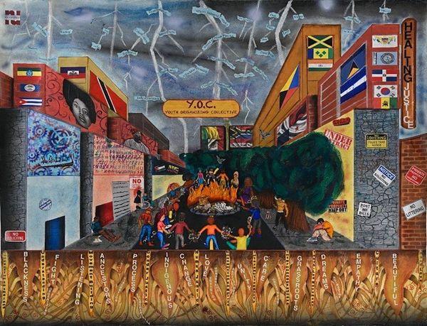 How Pastor Isaac Scott Uses Art to Fight Mass Incarceration