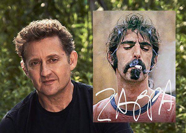 Filmmaker Alex Winter Gains Access to Entire Frank Zappa Vault