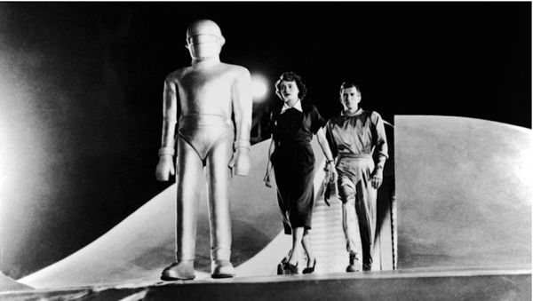 Desperately Waiting for Klaatu, Science, or Keanu Reeves to Save Us From COVID