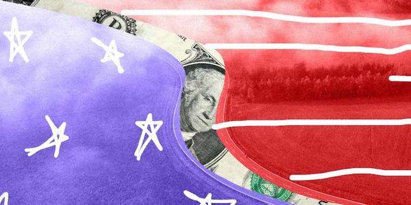 The Economic Rift Affecting Partisan America