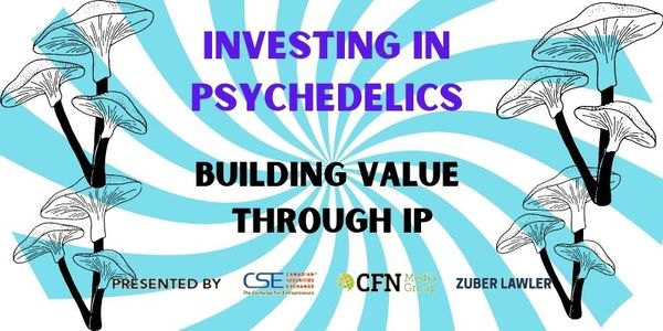 Investing in Psychedelics: Discussing Therapeutic Potential, Intellectual Property, and Future Development at the Global Go Conference