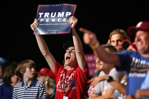 Study Indicates Link Between Trump's Base and Hegemonic Masculinity
