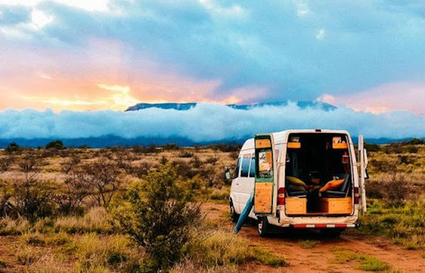 The Van Life: Tips and Tricks for Living Your Best Life on the Road