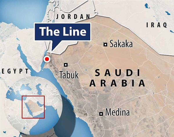 The Line at NEOM: Evaluating Saudi Arabia's Renewable Smart City Project