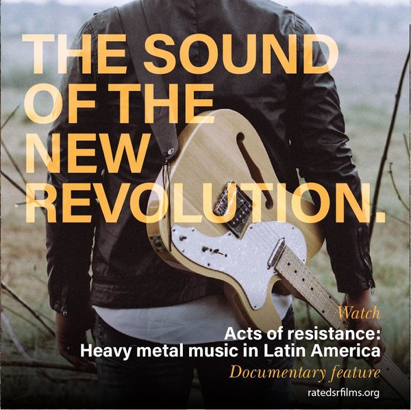 """""""Acts of Resistance"""" Film Review: On Latin American Metal Bands and the Fight for Social Change"""