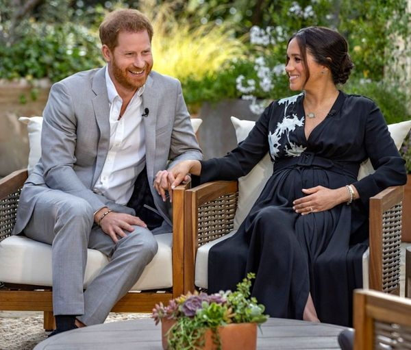 Meghan Markle's Oprah Interview: Parallels with Princess Diana and the Racist History of the British Royals