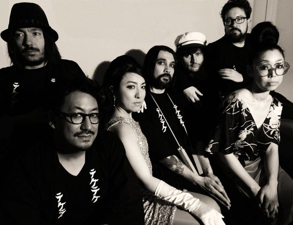 Montreal Band TEKE::TEKE Combines Classical Japanese Influences With Psych Rock