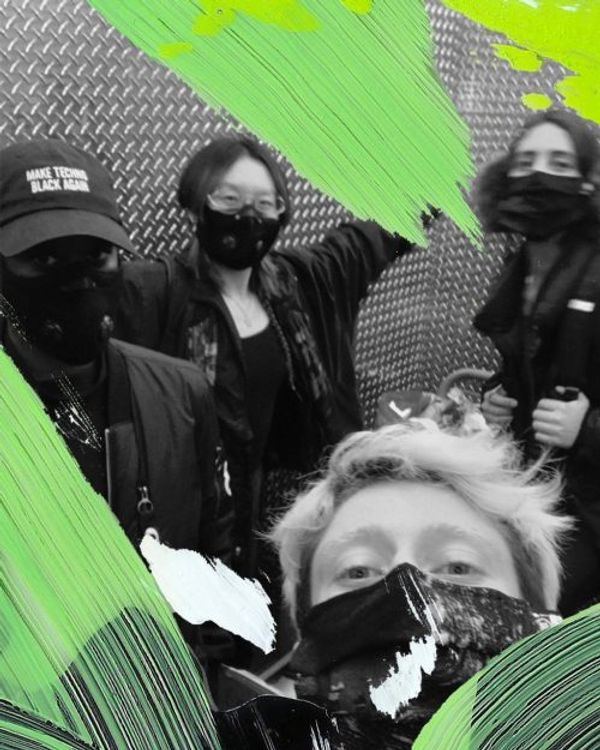Fashion, Diversity and Sustainability: HECHA / 做's Make Techno Black Again and Official Rebrand Unveil Magazine for Earth Month
