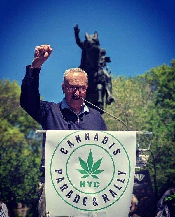 Celebrating Legalization at the 2021 NYC Cannabis Parade & Rally