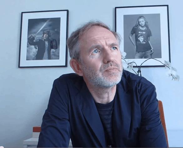 Director Anton Corbijn Talks Philip Seymour Hoffman