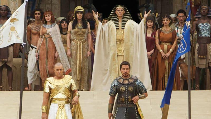 Ridley Scott's 'Exodus,' Starring Christian Bale