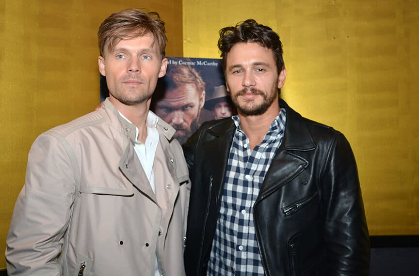 James Franco and Scott Haze Talk About Their Movie Collaboration: Child of God