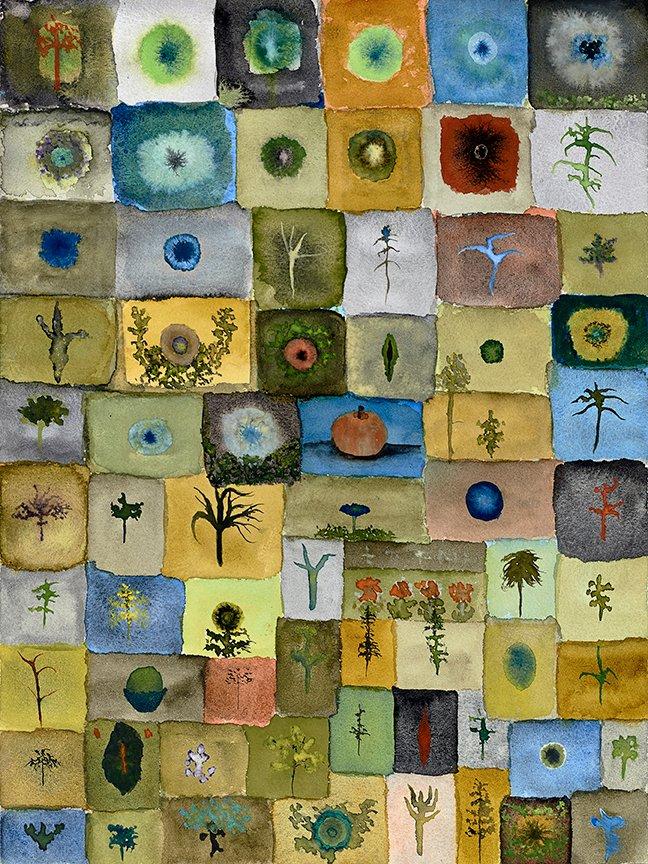 John Lurie Paintings