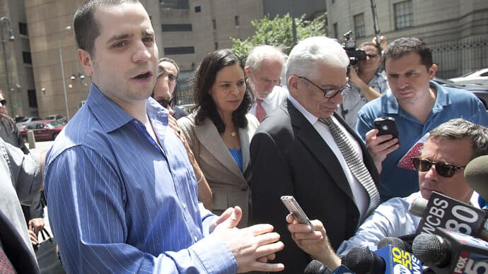 Exclusive Interview with Cannibal Cop About His 'Raw Deal'