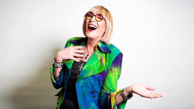 Kate Bornstein: On Men, Women, and the Rest of Us