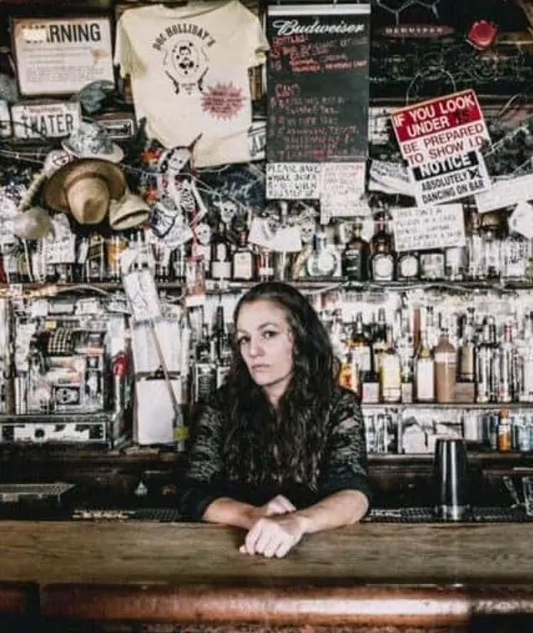 NYC Bartender Joanna Leban