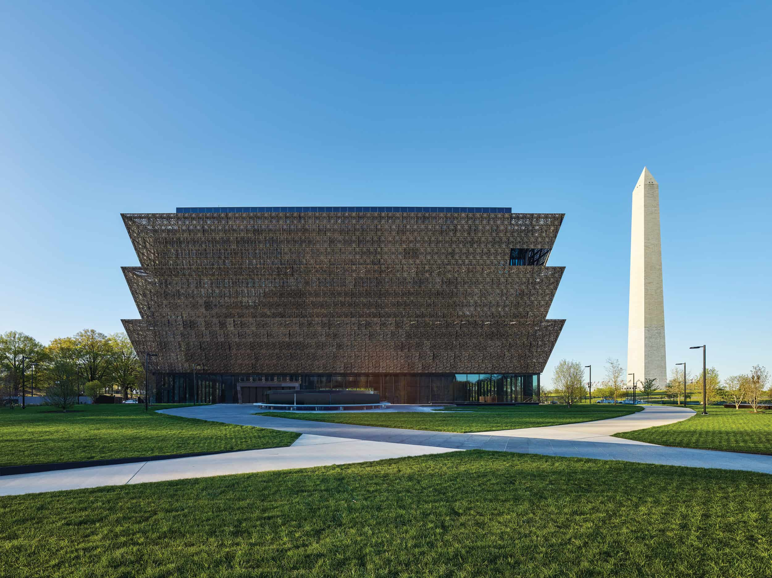 Touring the National Museum of African American History and Culture