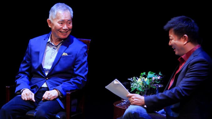 An Evening with George Takei at BAM