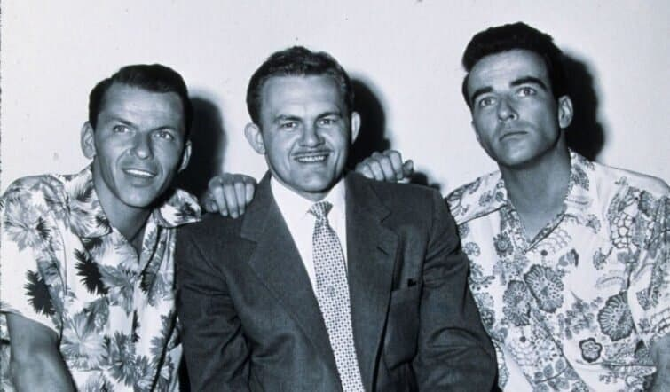 RETRO: Monty, Sinatra & Jones in Eternity