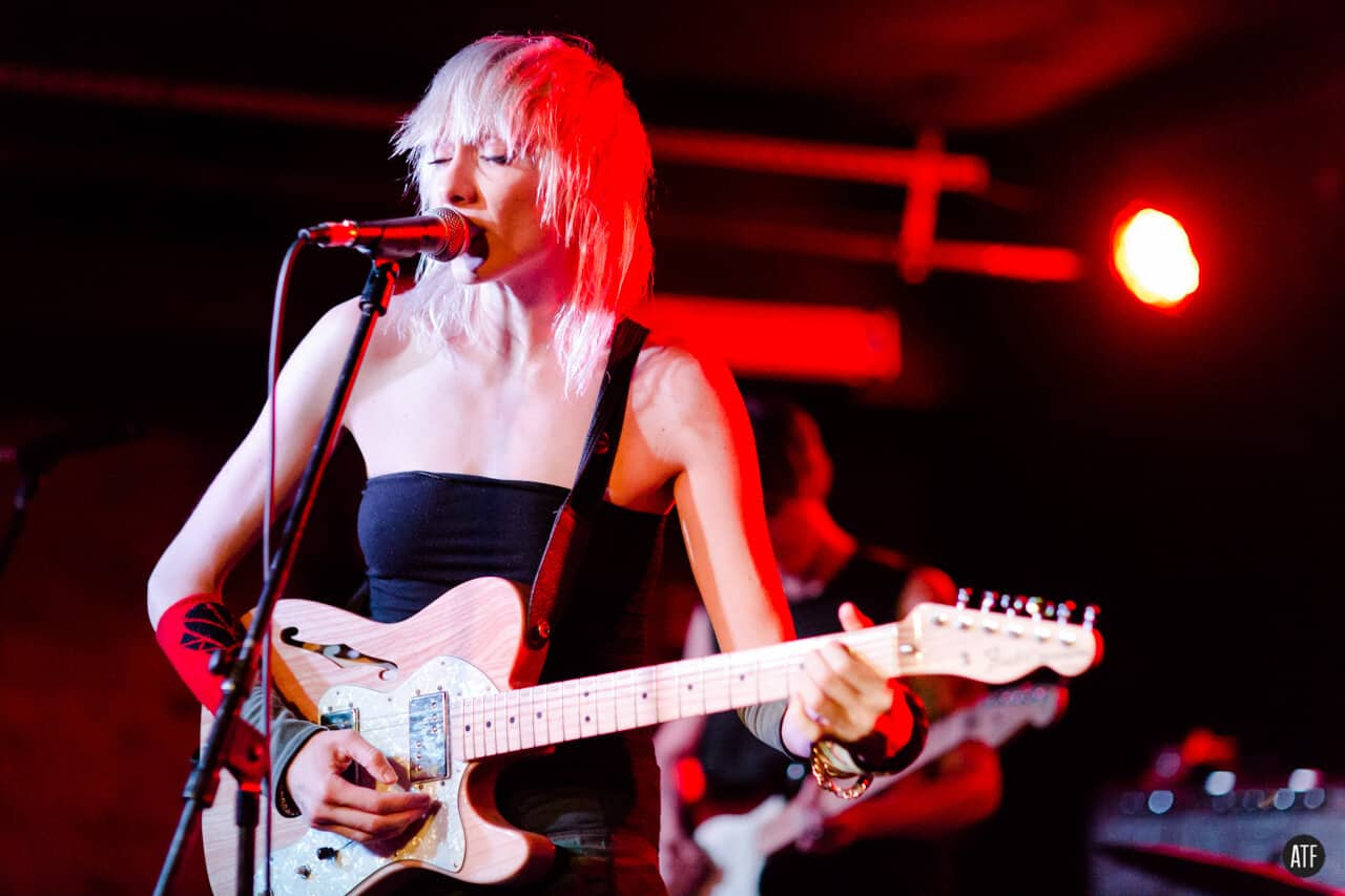 Alison Clancy: In Girl Bands