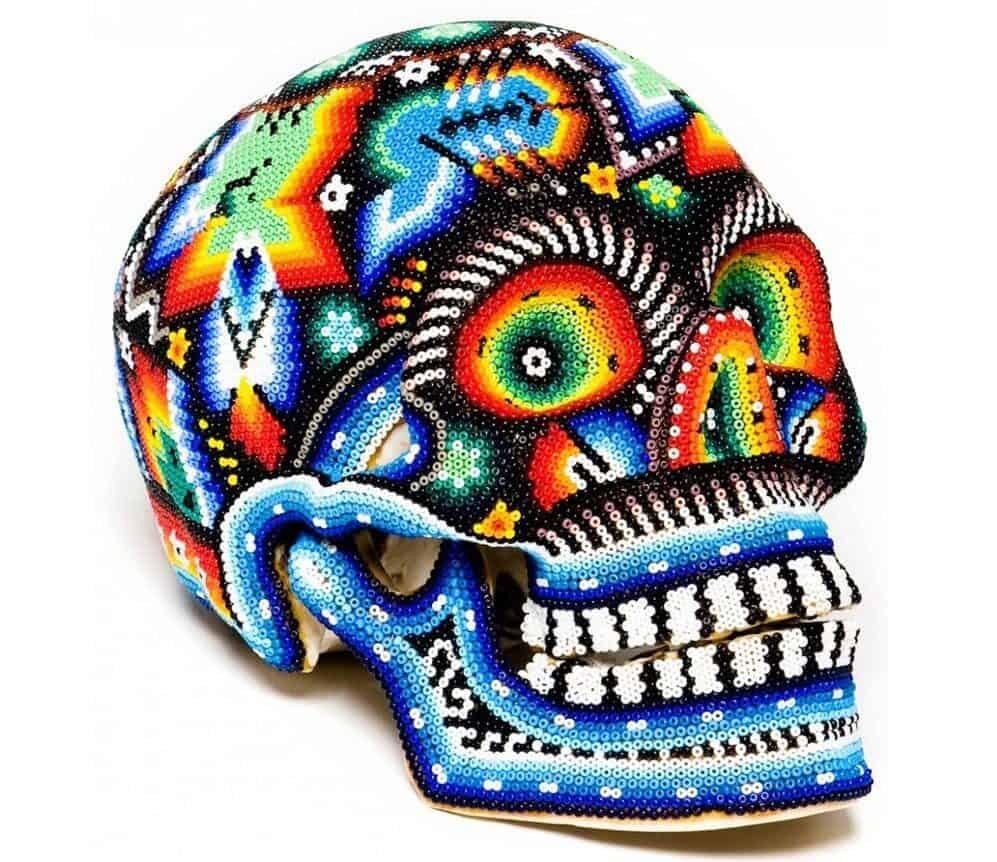 day-of-the-dead-decor-huichole-skull-8697034