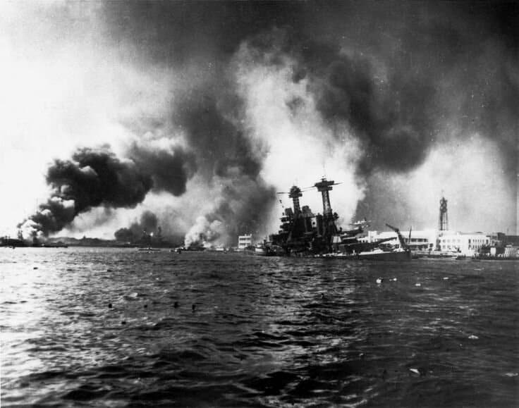 RETRO: December 7, 1941