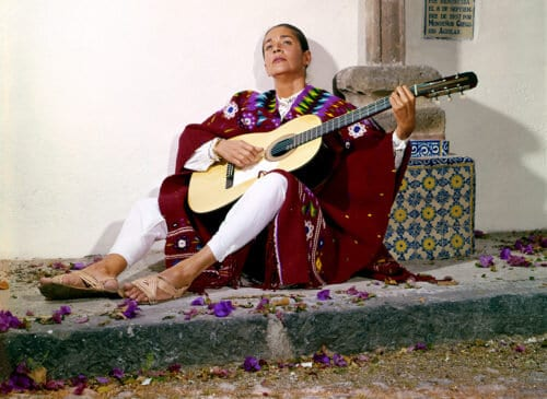 NYWIFT: Chavela Vargas - Lessons on Feminism, Culture, Women Filmmakers and Music
