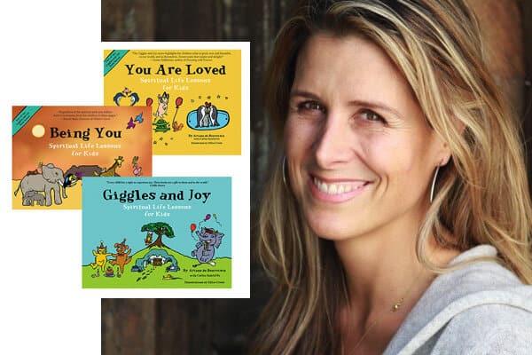 Giggles & Joy: An interview with Author Ariane de Bonvoisin
