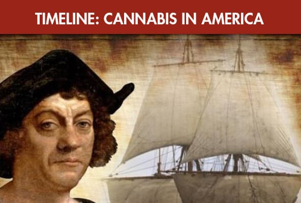 Timeline: Cannabis in America
