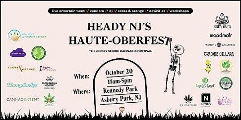 Heady NJ's Haute-oberfest: Cannabis Education Festival Breaks Stigmas in New Jersey