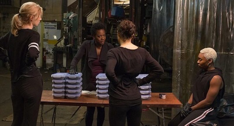 Toppling the Angry Woman Trope - Soleil Nathwani on Steve McQueen's Widows