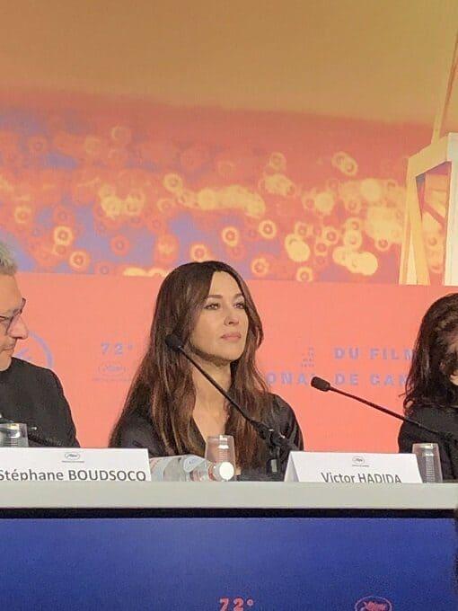 Honeysuckle Does Cannes: Gaspar Noé, Alain Delon, and Monica Bellucci