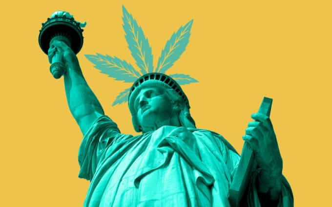 Legalize Cannabis in New York on Juneteenth — End Re-Enslavement