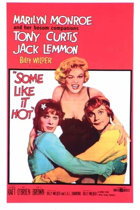 A Queer Retrospective of Classic Film: Some Like it Hot