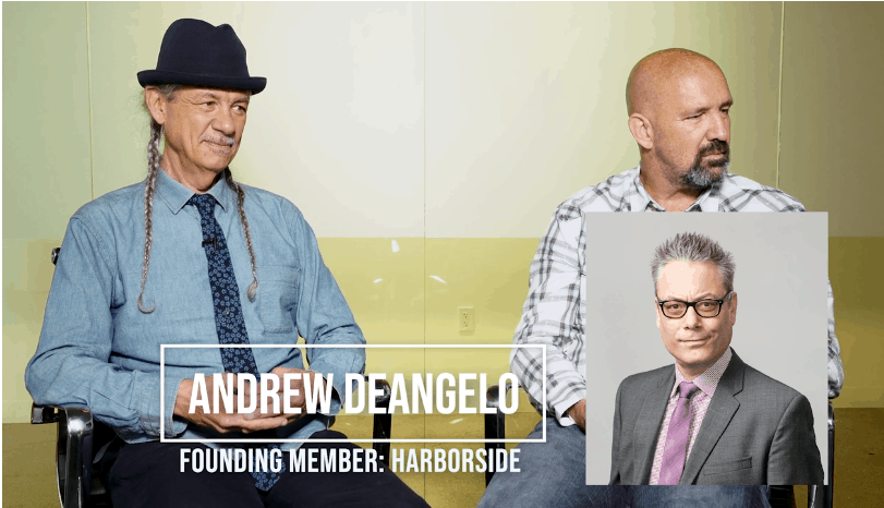 Steve and Andrew DeAngelo Exclusive on THE HONEY POT (Video)