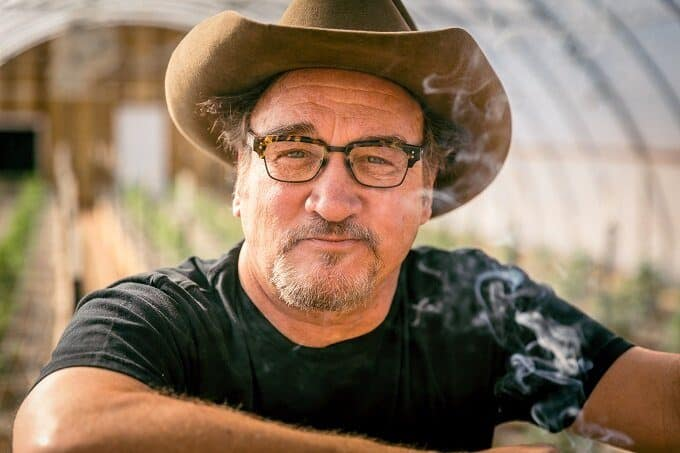 Greening the Blues Brother: A New Role for Jim at Belushi's Farm